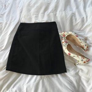 NWOT Black work skirt size small 💕